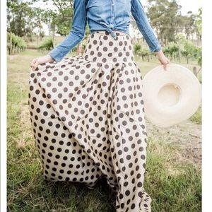 Shabby Apple Waltzing Matilda Ball Skirt Sz 0p